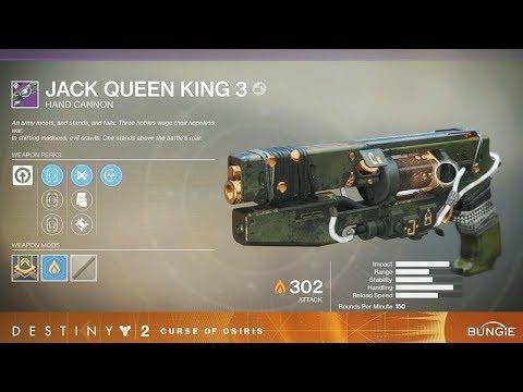 Destiny 2: Curse of Osiris Reveal Stream #2