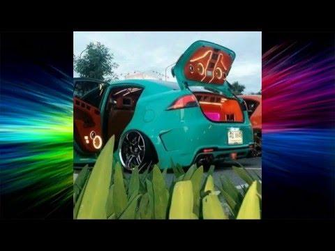 โคตรสวย!!! มาสด้า 2 ชุดแต่งรถวีไอพี Mazda 2