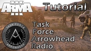ArmA 3 TFAR-Tutorial (german)