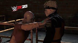 AVATAR vs NARUTO | WWE 2K20 Gameplay