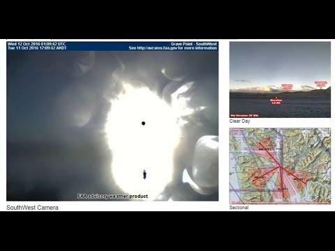 FAA ALASKAN WEBCAMS - Graves Point - Gambell - Chilkat Cams Weird_10-11-2016_06