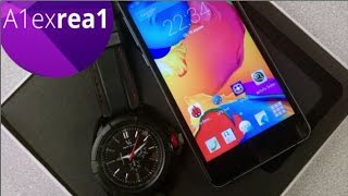 Blackview Omega, Android смартфон с внешностью iPhone обзор