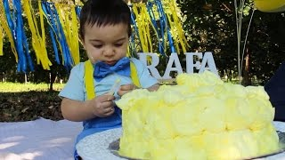 Smash The Cake - Rafa 1 ano