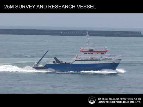 nb433-25M Survey and Research Vessel