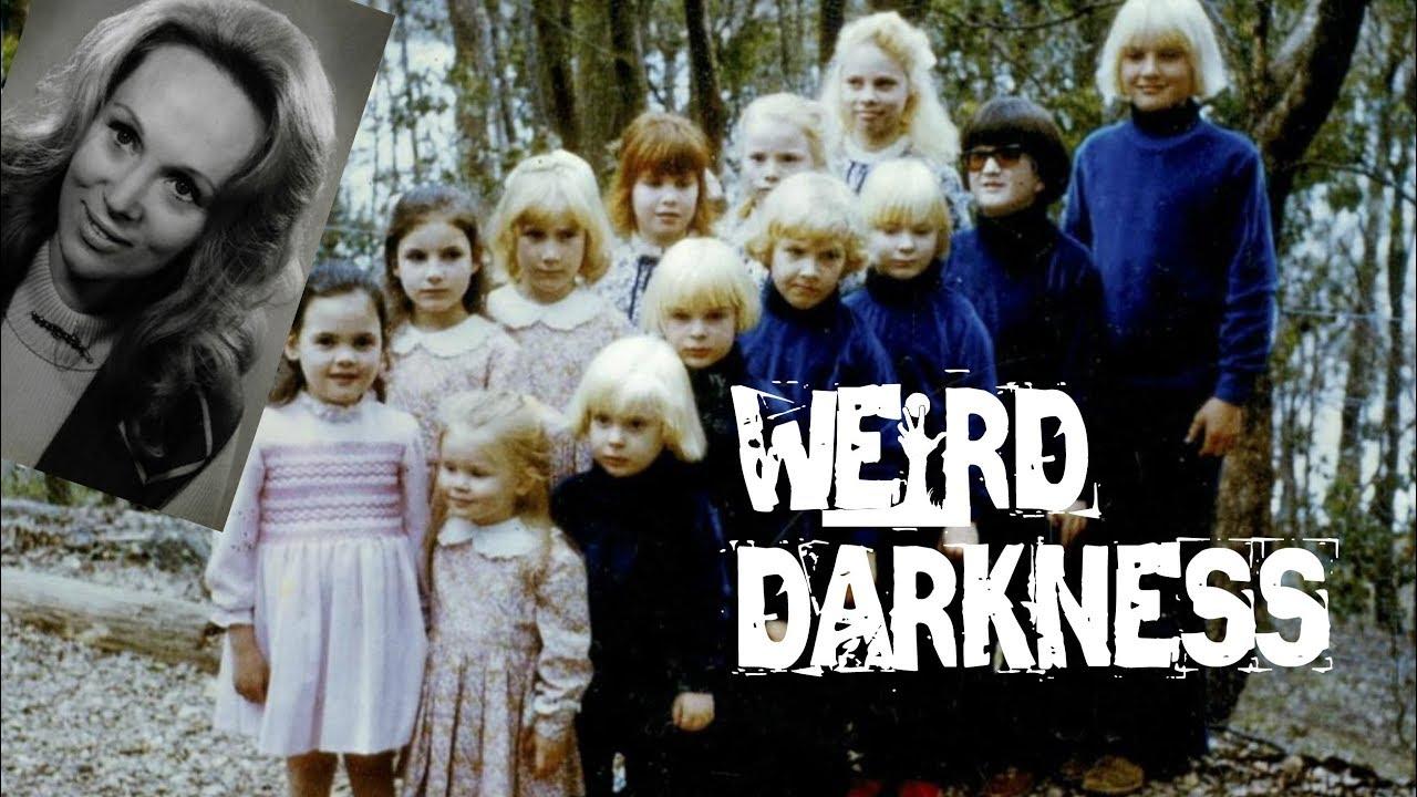 """INSIDE THE FAMILY CULT"" and 4 More Darkly Disturbing True Stories!  #WeirdDarkness"