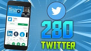 Tutorial Twitter 280 Characters || How To Get 280 Characters On Twitter In Pc [EASY]