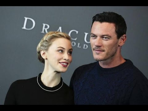 Luke Evans | How to Touch a Girl