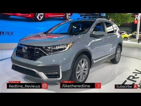 2020 Honda CR-V Hybrid – Redline: First Look – 2019 LA Auto Show