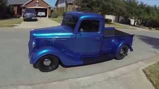 1935 Ford Pickup LS1 street rod for sale