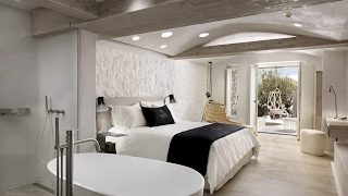 Beautiful boutique hotel designed by CMH, located on the Greek island of Mykonos.