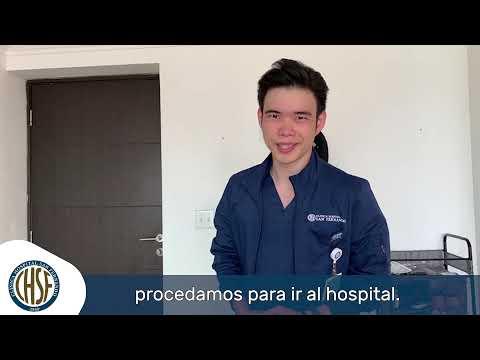 Un día en la vida de una médico