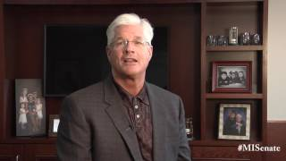 Sen. Shirkey talks financial freedom