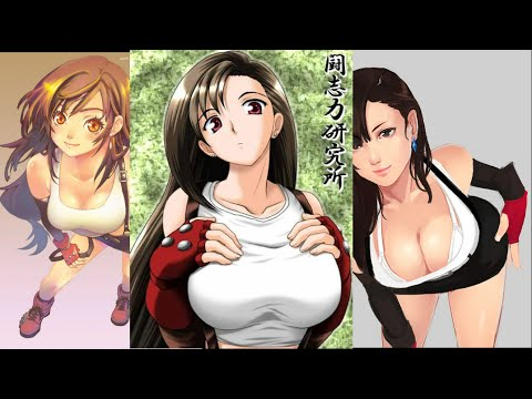 Final fantasy breasts