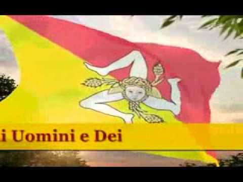 Sicilia anthem karaoke