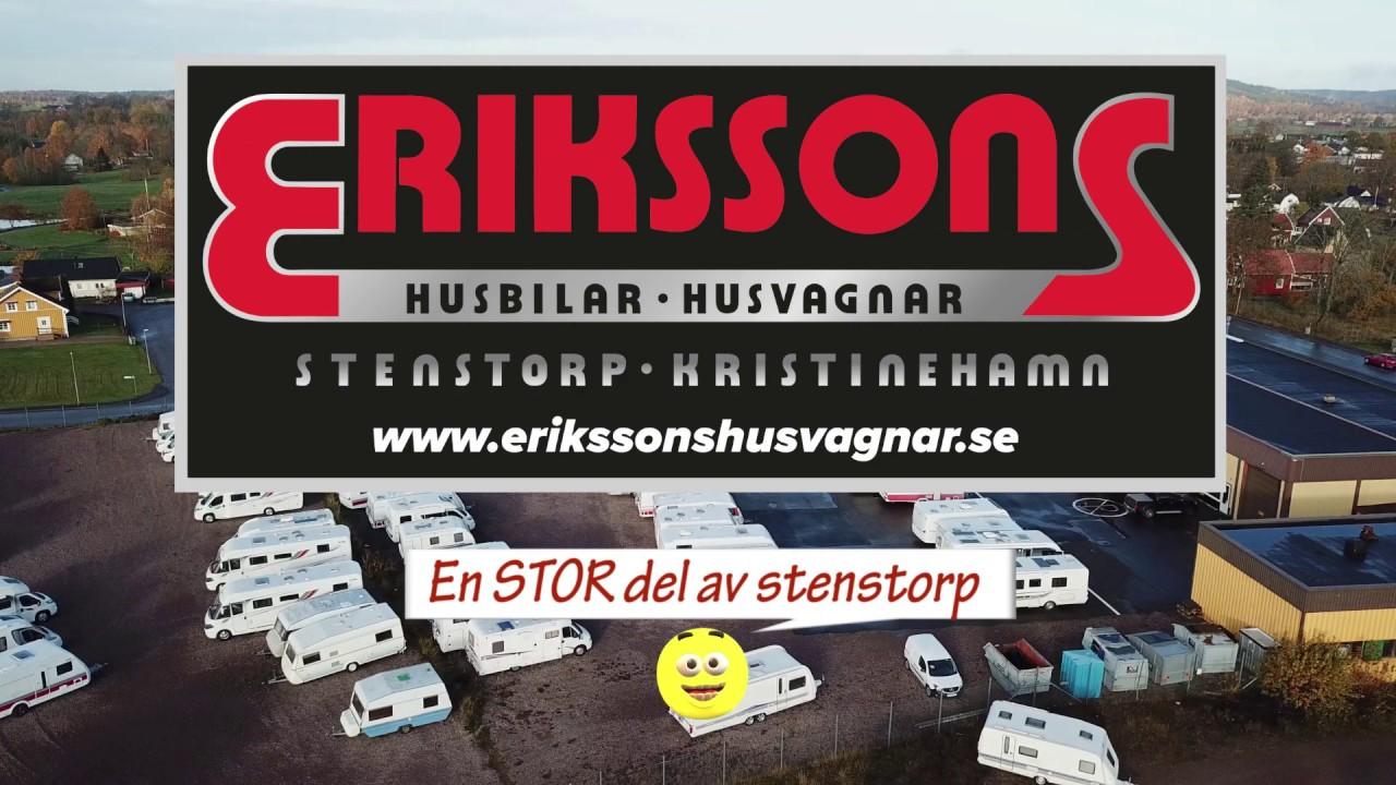 Erikssons Husvagnar: Nya och begagnande husvagnar och