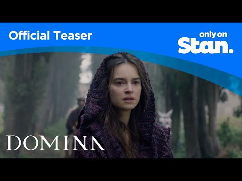 Domina | OFFICIAL TEASER | Only on Stan.