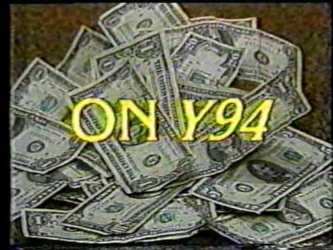 Y94-FM TV advertisement (1987)