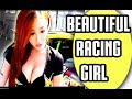 WOW! BEST RACING CARS HOT GIRL !