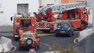 Compilation Marins Pompiers de Marseille