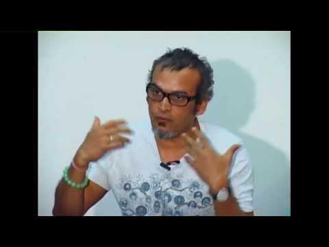 Subodh Gupta - Lecture Slide Show and Interaction- at Chandigarh Lalit Kala Akademi