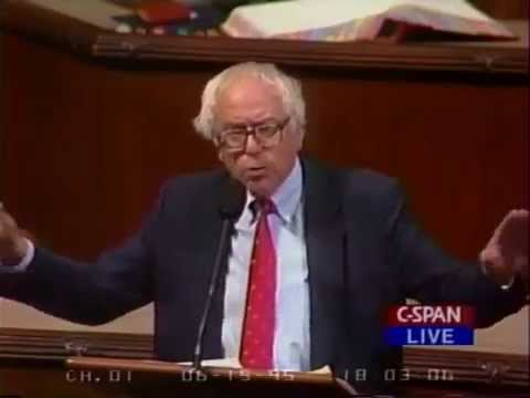 Bernie Sanders: NAFTA and the Recovery (6/15/1995)