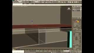 How To Model In 3ds Max 'an Interior & Exterior Building' Part 1