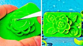 31 SATISFYING SOAP HACKS AND DIYs
