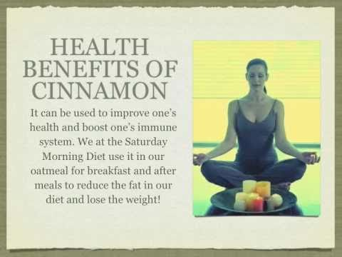 How To Use Cinnamon Benefits For FAST Weight Loss For Women & Men