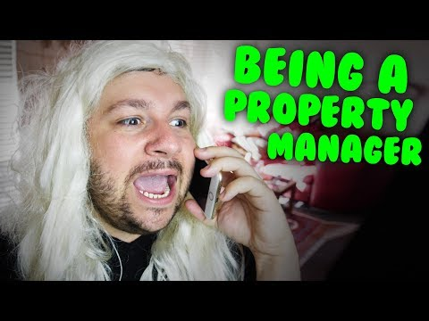 Being A Property Manager