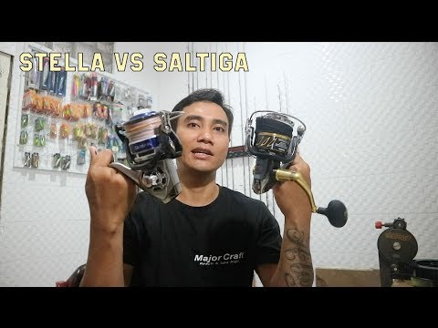 SHIMANO VS DAIWA Reel Comparison   Yang Mana Pemenangnya?