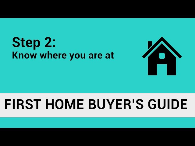 First Home Buyer's Guide Step 2 | The Loan Room