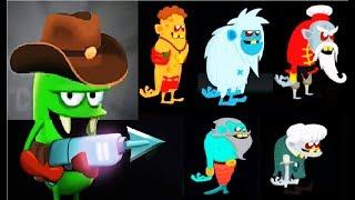 ОХОТНИКИ НА ЗОМБИ #72 Мульт Игра для детей про ловцов зомби Zombie Catchers #Мобильные игры