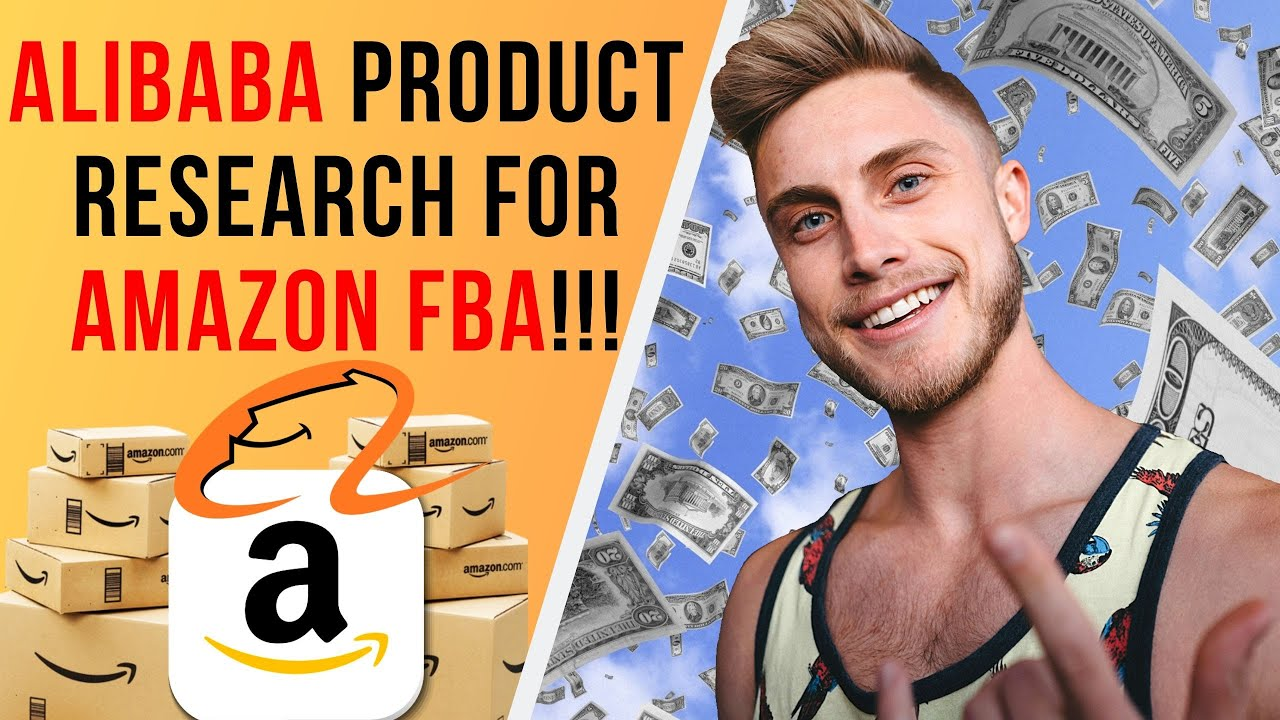 Finding The Best Products To Sell on Amazon FBA - Alibaba Product Research Tutorial 2020