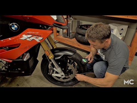 How To Perform A Motorcycle Pre-Ride Safety Check | MC GARAGE