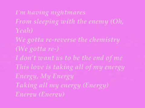 Keri Hilson- Energy lyrics