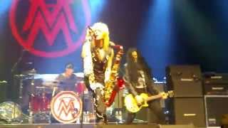 Michael Monroe - Malibu Beach Nightmare (with Todd Kerns) Live @ Helsinki 28.5.2015