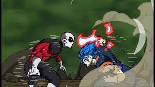 JIREN vs VEGITO (FanMade Animation) - Dragon Ball Super Alternate Ending