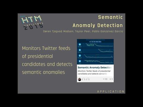 Semantic Anomaly Detection - Cortical.IO