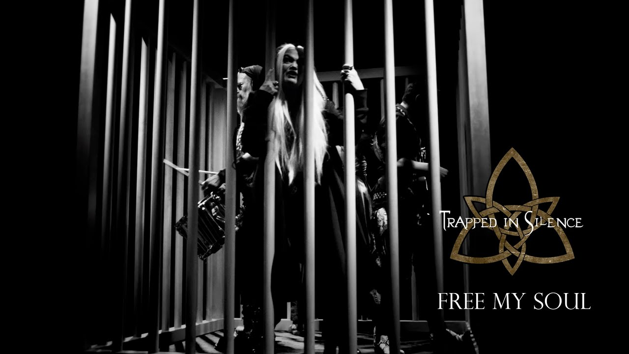 Trapped In Silence Free My Soul Official Video Youtube