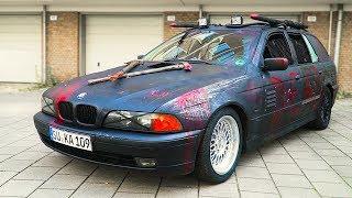 BMW для АПОКАЛИПСИСА - ФИНАЛ. УНИЧТОЖЕНИЕ