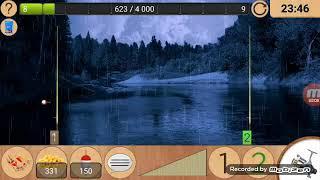 Реальная рыбалка 14 Фарм на Лесной реке Толстолоб и трофейная густера