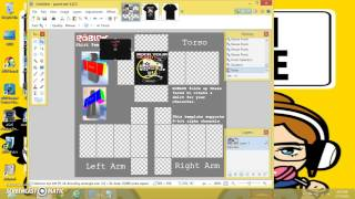 How to make realistic shirts (roblox)