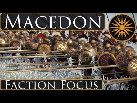 Heir's Faction Focus : Macedon : Total War Rome 2
