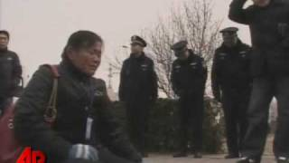 Repeat youtube video China Executes Two in Tainted Milk Scandal