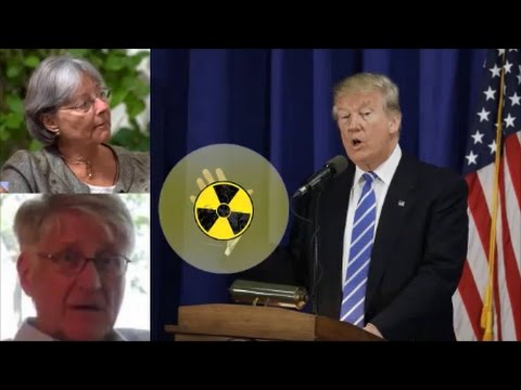 President Trump's Nuclear & Energy Policy Options w/ Arnie & Maggie Gundersen