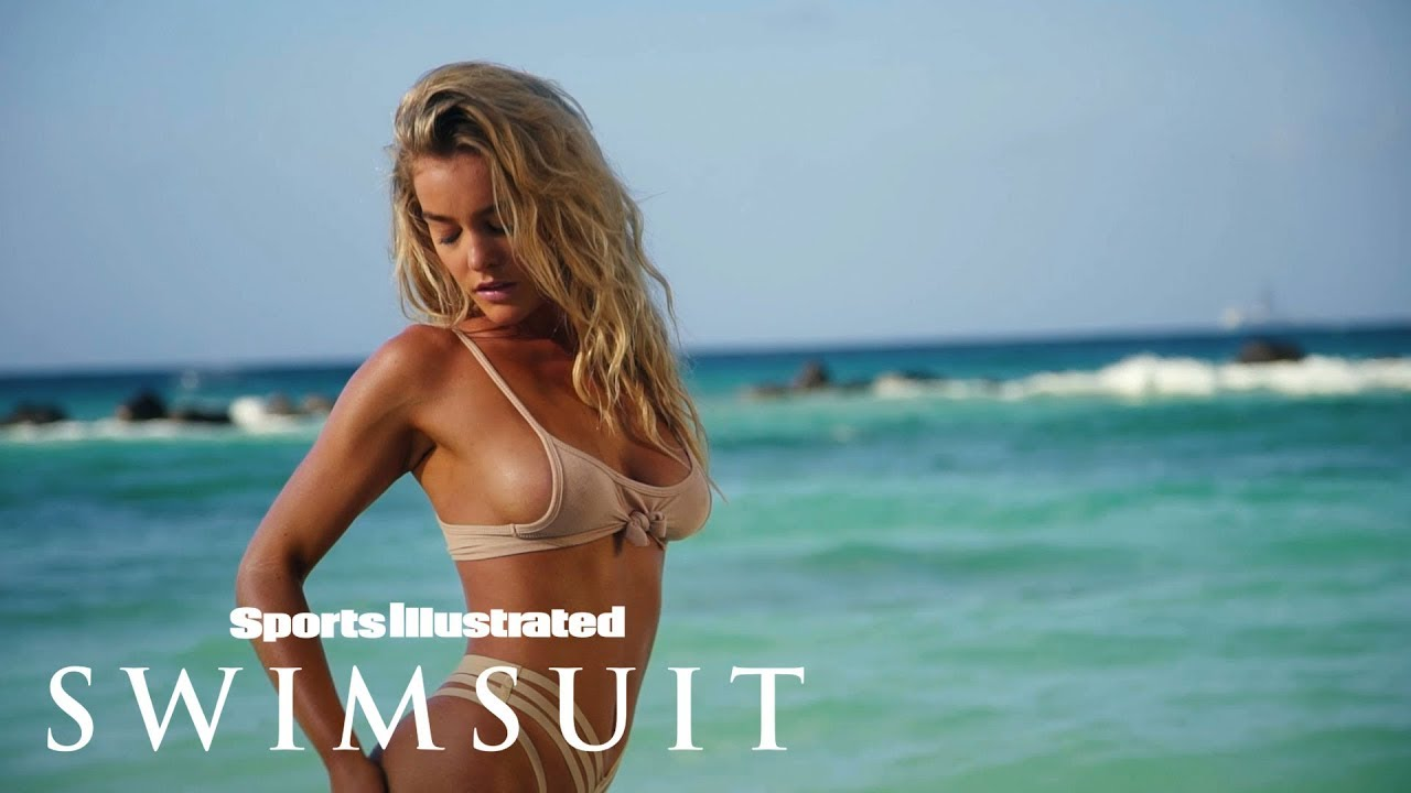 Georgia Gibbs Is All About Body Diversity   CANDIS   Sports Illustrated Swimsuit