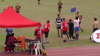 SRU Club Sevens Series 2 - Men's Cup Final SCC vs Saints