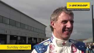 20 Questions with Jason Plato BTCC