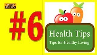 JINIA's Tuki Taki # 174 | HEALTH TIPS # 6