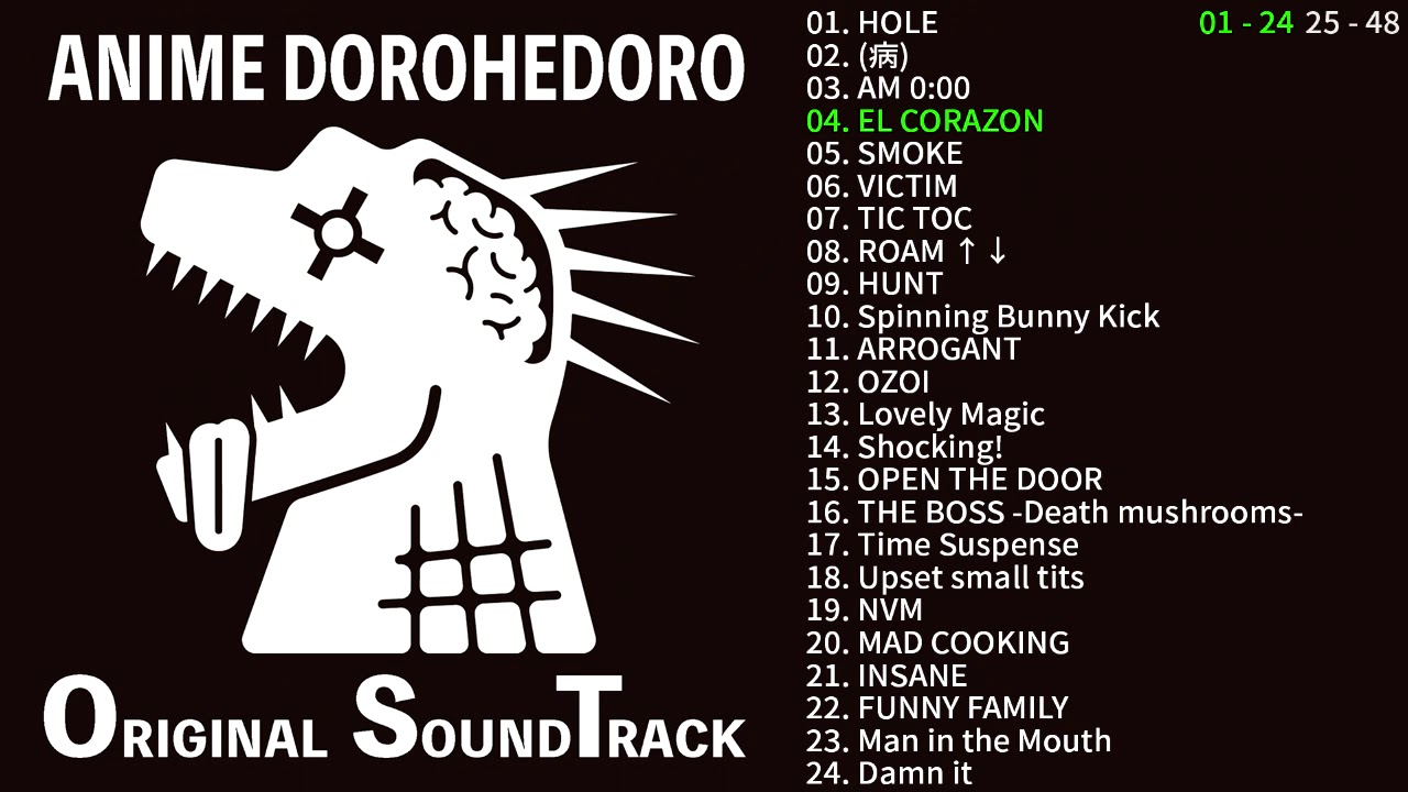DOROHEDORO ORIGINAL SOUNDTRACK